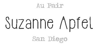 Suzanne Apfel